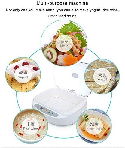 Amazon.com: Máquina automática para hacer Natto de acero ...