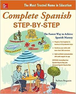 Complete Spanish Step-by-step Epub Descarga gratuita