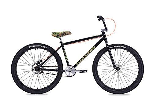 Eastern Bikes Growler Limited 26 Cruiser Bike, Black, 14.5 One Size