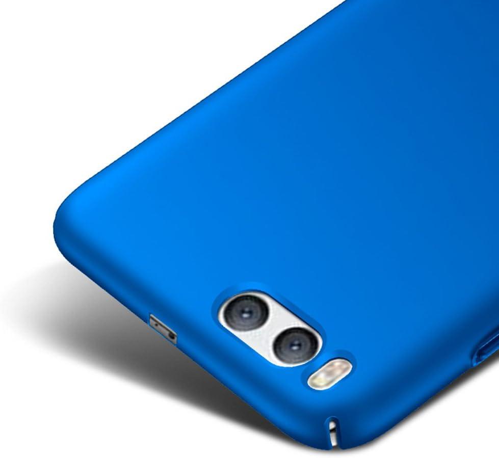 Niebieski Ultra Thin Skrzynki Pokrywa + Folia ochronna dla Xiaomi Mi 6 Vooway® MS70364