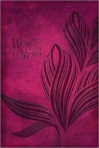 Woman's Study Bible-NKJV-Signature: Amazon co uk: Thomas Nelson