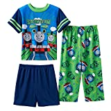 Thomas & Friends Thomas the Tank Toddler Boys Steam Team 3-Piece Pajama Set