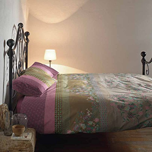 Price comparison product image Bassetti Granfoulard.- Duvet cover set Amarilla colour V6 Queen Size (240x220 cm)