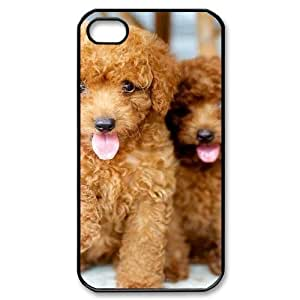 diy zhengDIY Cover Case with Hard Shell Protection for Ipod Touch 5 5th /, case with Poodle lxa#983840