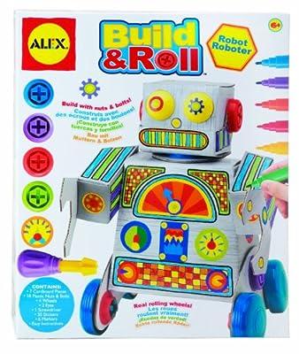 ALEX® Toys - Craft Build & Roll - Robot