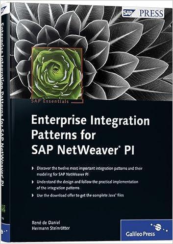 Enterprise Integration Patterns for SAP NetWeaver PI: SAP PRESS Essentials 35