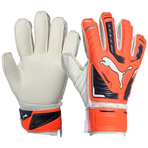 - Puma Evopower Protect 3 Junior Goalie Gloves 5 Coral