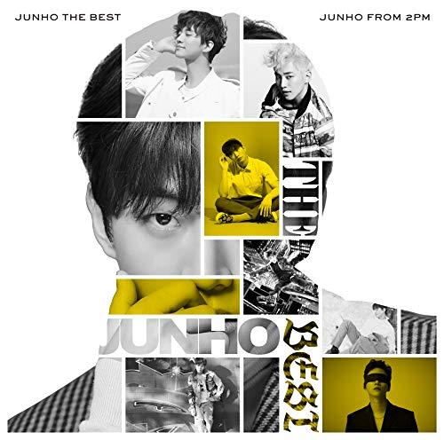 JUNHO THE BEST(첫 생산 한정반)(DVD부)(특전 없음)