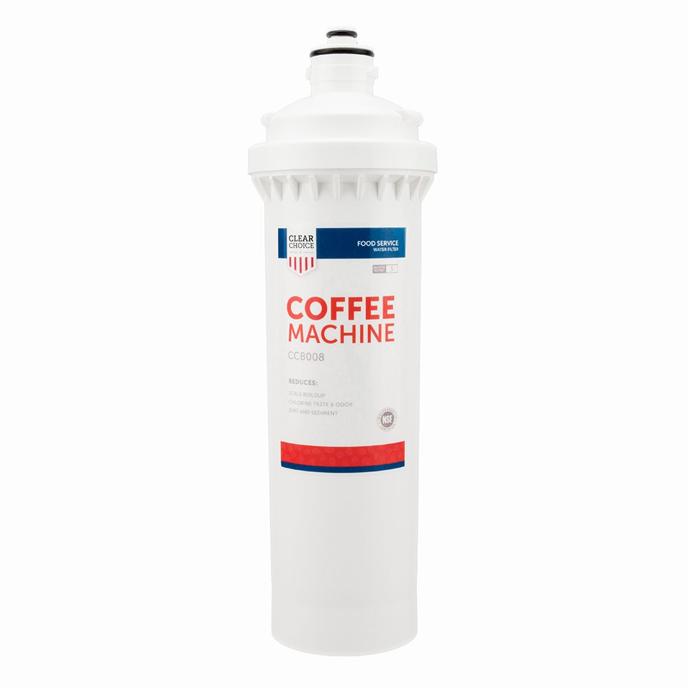 Clear Choice Coffee, Tea Filtration System Replacement Cartridge for Everpure 4CB5-S EV9617-21 Also Compatible with BevGuard BGP-2300S, Nu Calgon 4621-31, Pentair 4CB5-S EV9617-26, 1-Pack