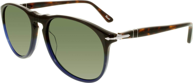 eda1e600196c Persol Polarized Brown Oval Sunglasses For Women: Amazon.ae: Oscar-Gallery