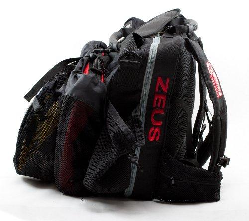 Zeus Triathlon Bag - Black
