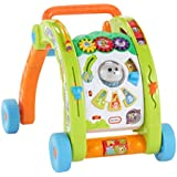 Little Tikes 3-in-1 Walker and Activity Table