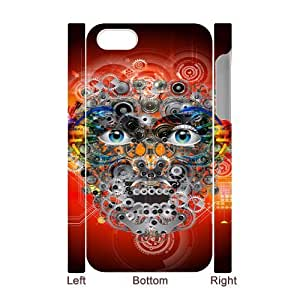Iphone 4,4S Eyes 3D Art Print Design Phone Back Case DIY Hard Shell Protection FG087836