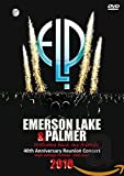 Emerson Lake & Palmer - 40th Anniversary Reunion Concert - High Voltage Festival