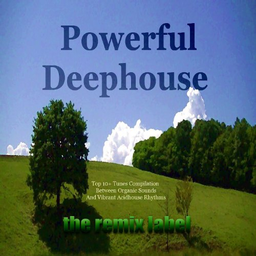 Powerful Deephouse (Top 10+ Tunes Compilation Between Organic Sounds and Vibrant Acidhouse Rhythms)
