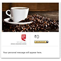Flat 10% off at checkout||Cafe Coffee Day - Digital Voucher