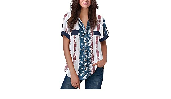Amazon.com: refulgence Womens Casual Short Sleeve Womens Casual Cold Basic T-Shirt Blouse Tops: Clothing