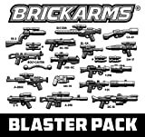 zombie defense pack - BrickArms Blaster Pack 2.5-Inch Weapons Pack