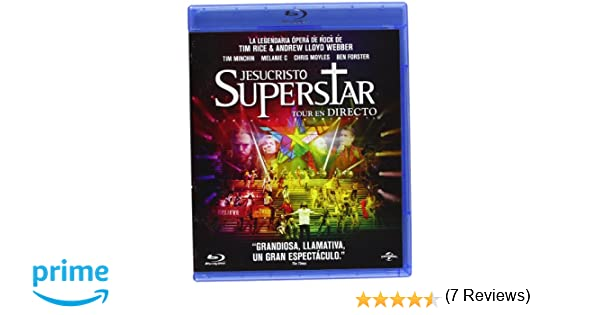 Jesucristo Superstar (2012) [Blu-ray]: Amazon.es: Tim ...