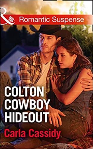 Book Colton Cowboy Hideout (The Coltons of Texas, Book 7)