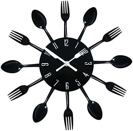 CNMKLM Original Acrylic equipación retro reloj creativa moda decoracion relojes de pared grandes vintage relojes de pared gran sentido #17: Amazon.es: Hogar