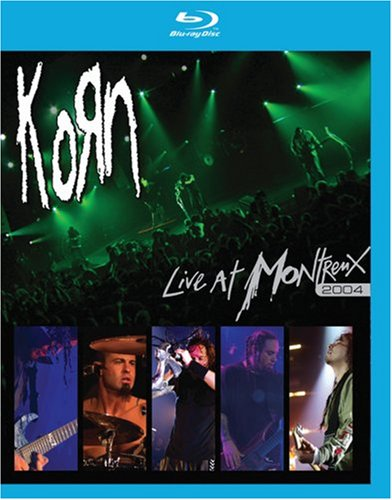 Blu-ray : Korn - Live at Montreux 2004 [Explicit Content]