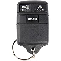 ACDelco 15725423 GM Original Equipment 3 Button Keyless Entry Remote Key Fob