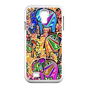 Aztec Elephant ZLB531662 Personalized Case for SamSung Galaxy S4 I9500, SamSung Galaxy S4 I9500 Case