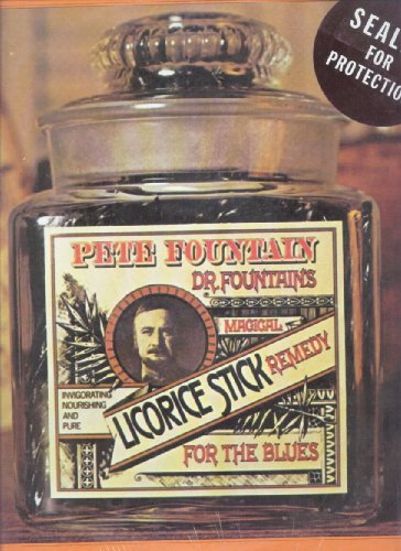 Dr. Fountain's Magical Licorice Stick Remedy for the Blues ()