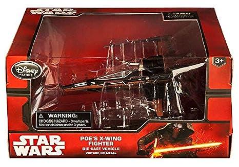 Amazon Com Disney Star Wars The Force Awakens Poe S X Wing Fighter