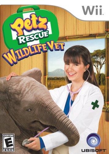 Petz Rescue Wildlife Vet - Nintendo Wii (Rescue Wii)