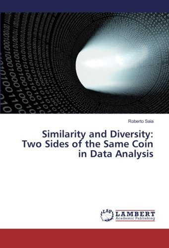 Price comparison product image Similarity and Diversity: Two Sides of the Same Coin in Data Analysis