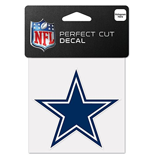 Dallas Cowboys Perfect Cut Decal - 4