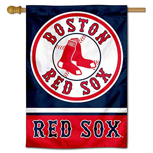 - WinCraft Boston Red Sox Two Sided House Flag
