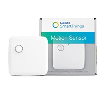 Amazon.com: Samsung SmartThings Sensor de movimiento.: Home ...