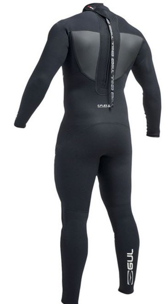 Black RE1321-A9 Gul 2016 Response 3//2mm Flatlock Wetsuit