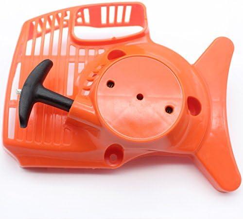 Haishine Juego de Arranque de tracción de Retroceso para Stihl FS38 FS45 FS46 FS55 FC55 HL45 KM55 Desbrozadora Cortadora Weedeater Lawn Mover # 4140 190 4009: Amazon.es: Jardín