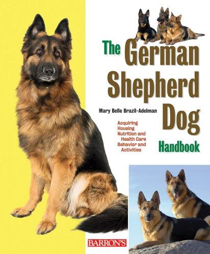 The German Shepherd Dog Handbook (Barron's Pet Handbooks)