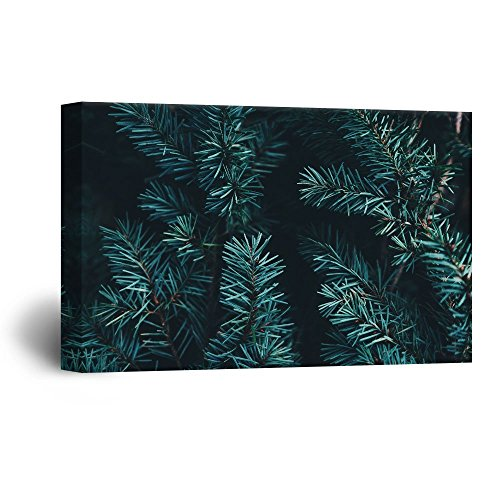2 Panel Pine Forest Tree