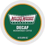 Krispy Kreme Doughnuts, Keurig Single-Serve K-Cup Pods, House Decaf Medium Roast Coffee, 72 Count (6 Boxes of 12 Pods)