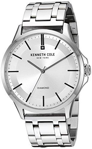 - Kenneth Cole New York Dress Watch (Model: KC50208006)