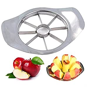 SOGAR Multi-function Steel Apple Cutter Slicer Peeler Apple Split Device