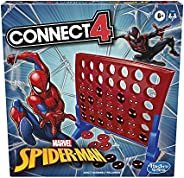 Hasbro Gaming Connect 4 Game: Marvel Spider-Man Edition, Connect 4 Gameplay, Strategy Game for 2 Players, Fun