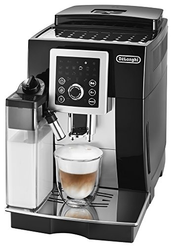 Delonghi '' MAGNIFICA S CAPPUCCINO smart '' ECAM23260SBN (BLACK × SILVER)【Japan Domestic genuine products】 【Ships from JAPAN】 by DeLonghi