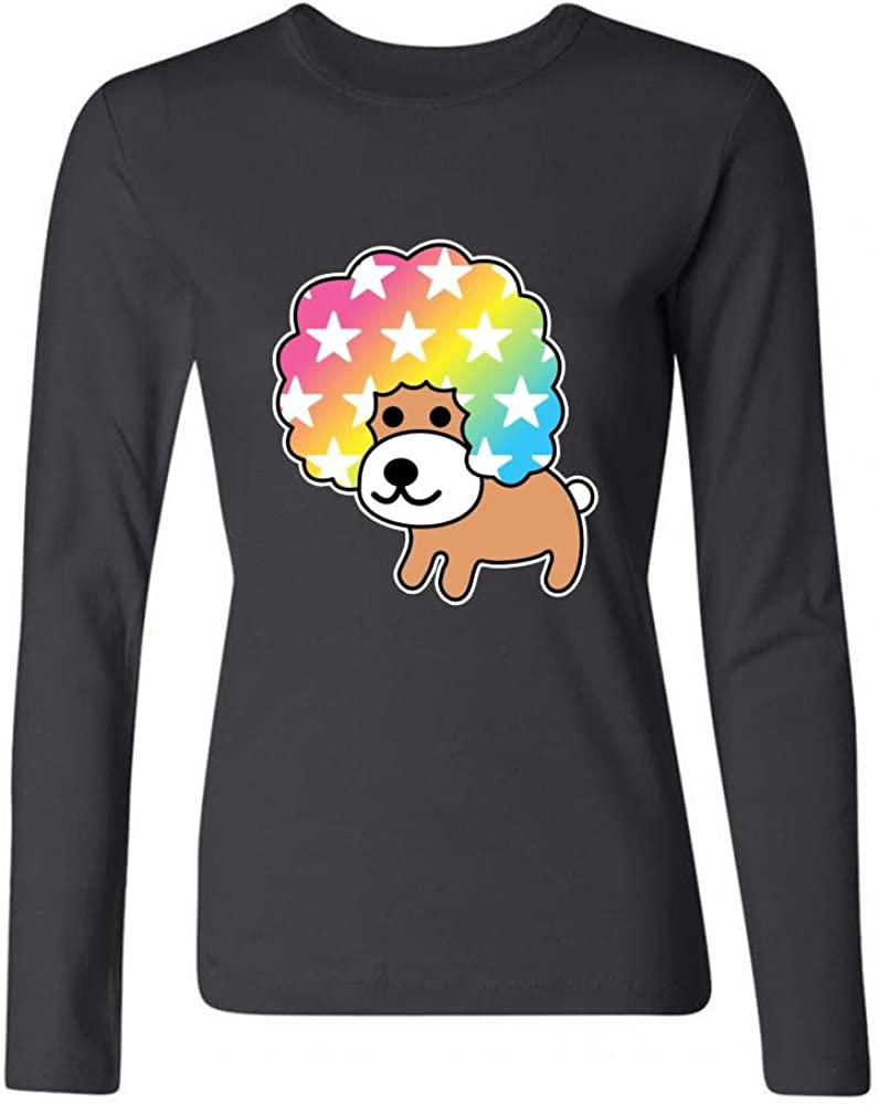 Afro black and white image. Kehdinga Unisex T-shirts for all ages