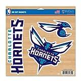 NBA Charlotte Hornets Vinyl Magnet, 11 x 11
