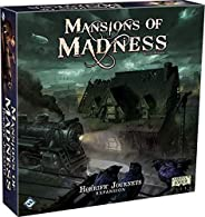 FFG MAD27 Mansions of Madness: Expansão Horrific Journeys, tamanho único