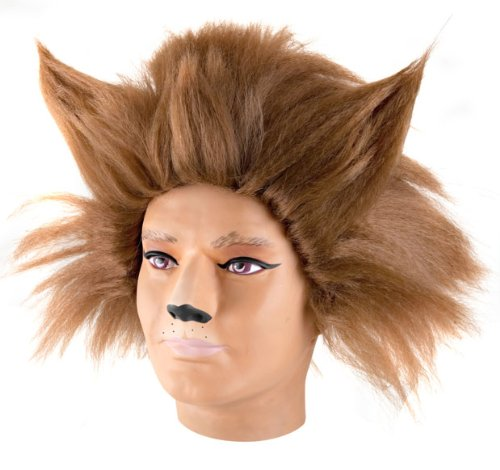 Lacey Wigs (Cats Musical Costume Wig, Brown, Women's)
