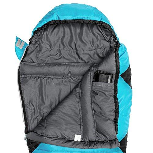 Yukatana Pjanda Mummy Sleeping Bag Kids Adjustable 300 g ...