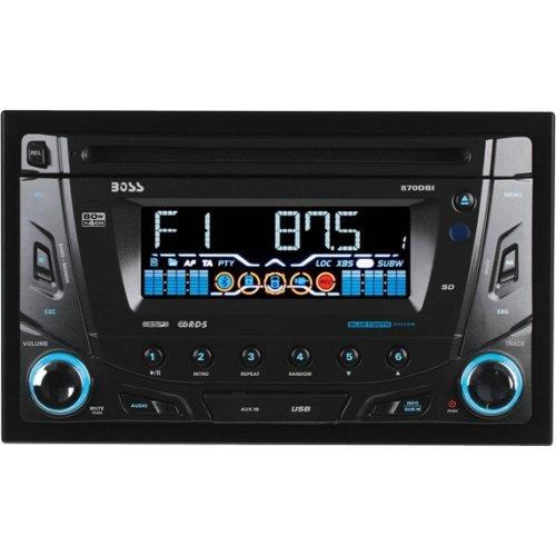Boss Audio Systems - Boss 870Dbi Car Cd/Mp3 Player - 320 W R